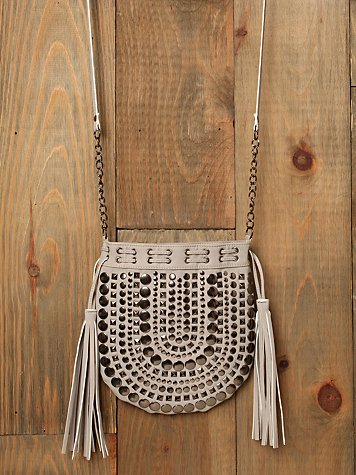 Studded Side Sling Bag
