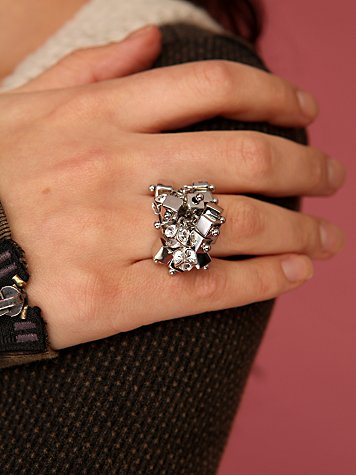 Cube Cluster Ring