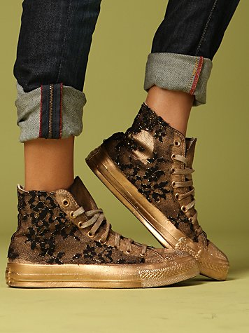 Covered in Lace Converse