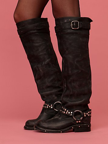Shifter Over The Knee Boot