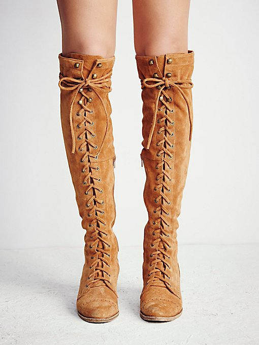 Joe Lace Up Boot