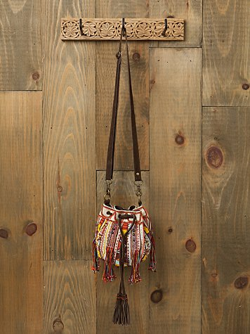 Festival Beaded Pouch