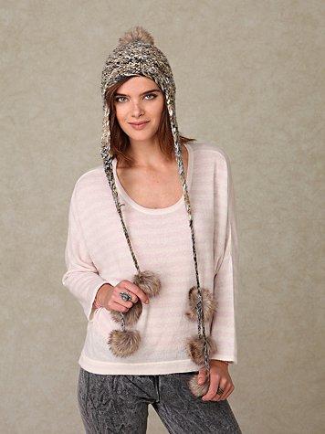 Kristals Ombre Hat
