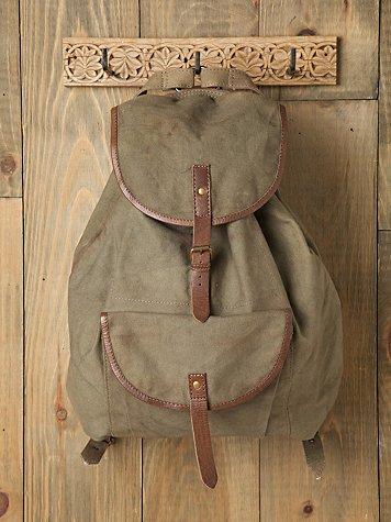 Woodsman Backpack