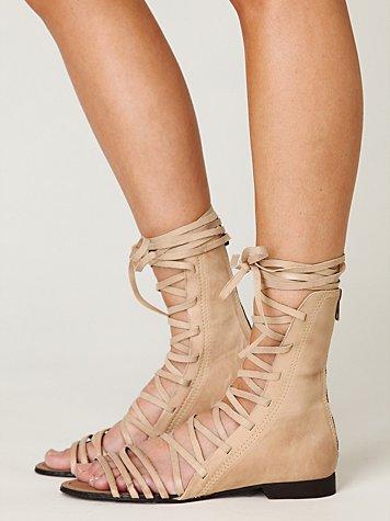 Napoli Corset Sandal