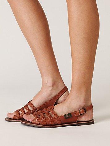 Mendy Braided Sandal