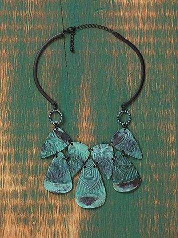 Santo Collar Necklace