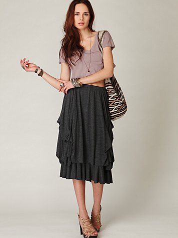Bustley Skirt