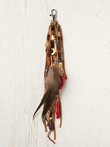 Lenape Fringe Bag Charm
