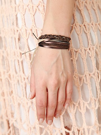 Braided Metallic Wrap