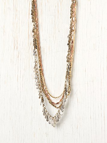 Lani Mixed Chain Necklace