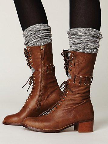 Zelda Victorian Boot