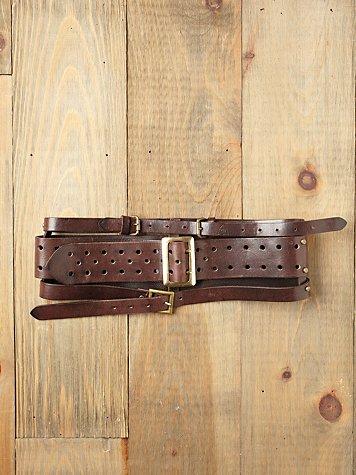 Malder Triple Strap Belt