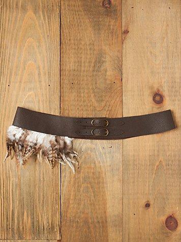 Feather Hip Belt
