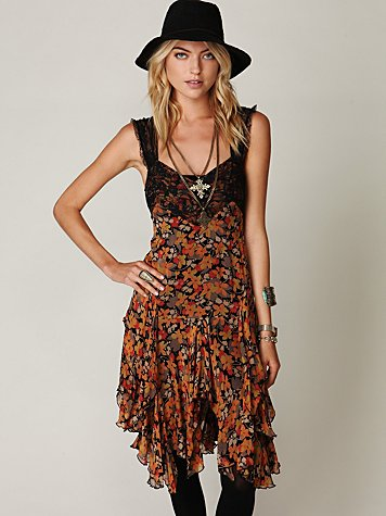 FP ONE Fall Carnival Dress