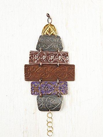 Etched Remnants Bracelet