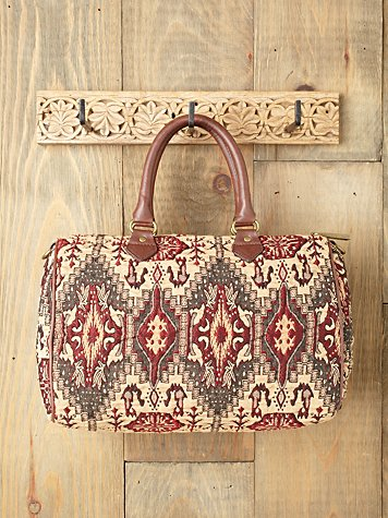 Sofia Pattern Handbag