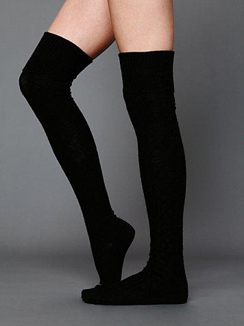 Vintage Sweater Tall Sock