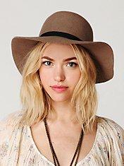 Marrakesh Floppy Felt Hat