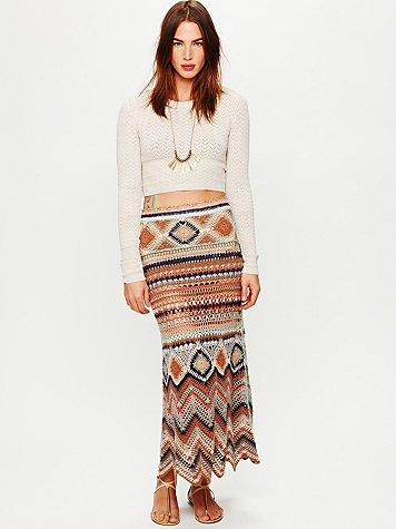 Jezebelle Maxi Skirt