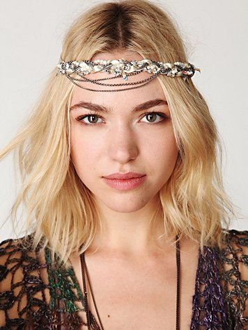 Braided Baubles Headband