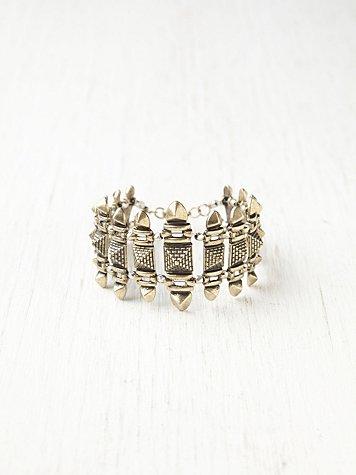 Textured Turret Bracelet