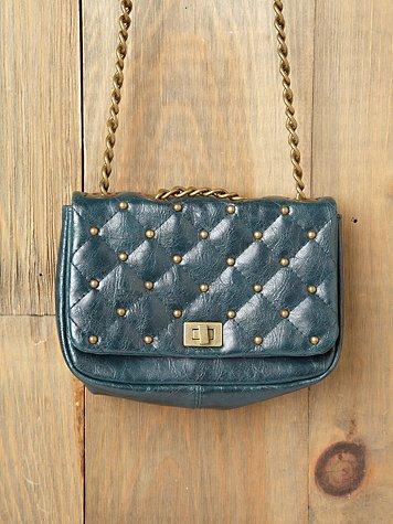Studded Madame C Bag