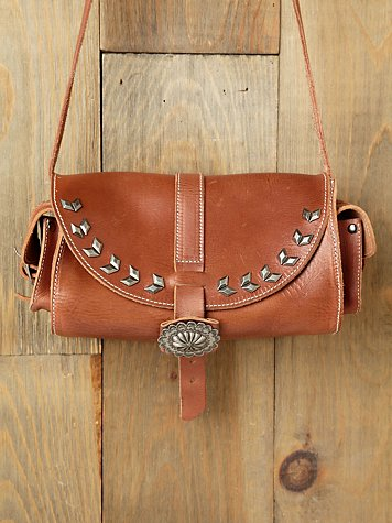 Drowsy Water Ranch Barrel Crossbody