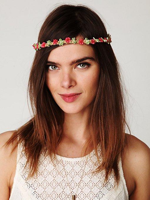 Sadie Suede Headband
