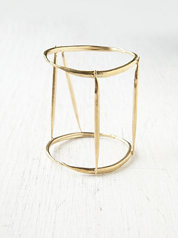 Sticks and Stones Cuff
