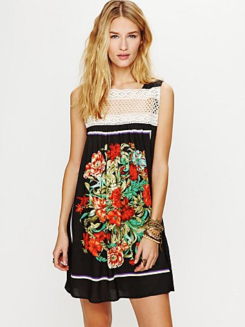 Fiesta Mini Dress