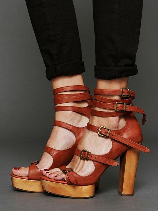 Stella Platform Heel