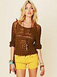 Marigold Pullover