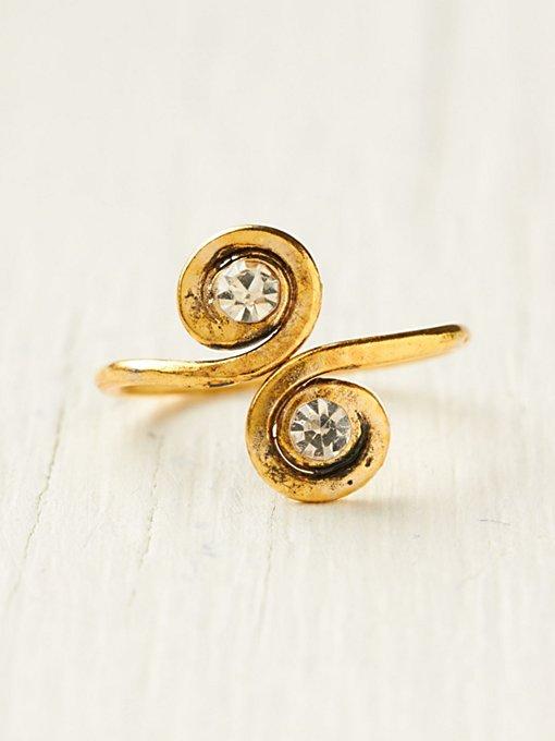 Sparkle Midi Ring