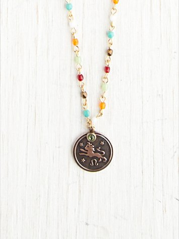 Birth Stone and Zodiac Rosary