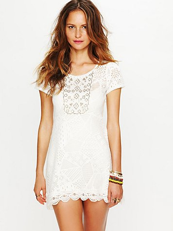Tribal Lace Tunic