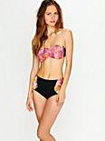 Southern Flora High Waist Bikini