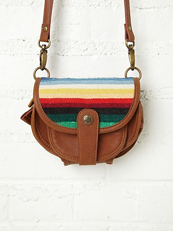 Baja Blanket Crossbody