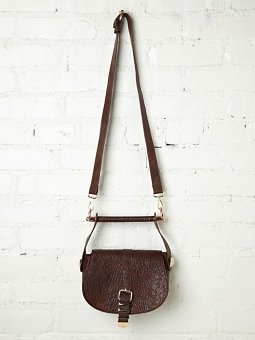 Hardware Saddle Bag
