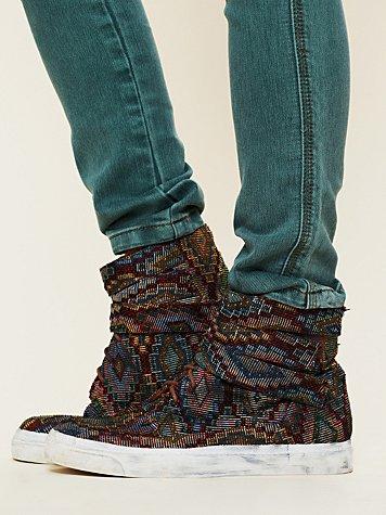 Teagan Tapestry Sneaker