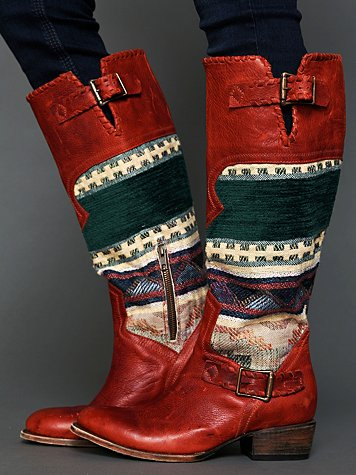 Quixote Blanket Boot