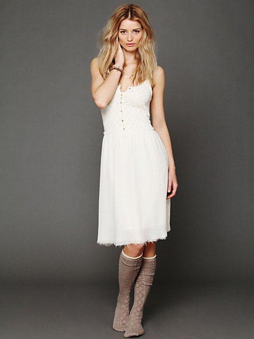 Swit Crochet Nightgown
