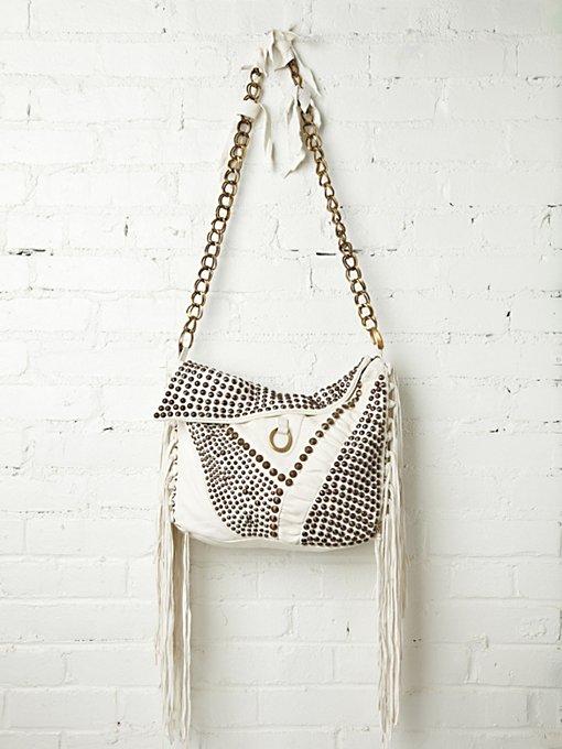 Harrow Studded Hobo