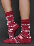 Southwestern Boot Sock