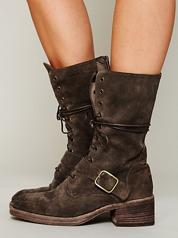 Legion Lace Mid Boot