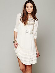 Ribbons And Rows Dress