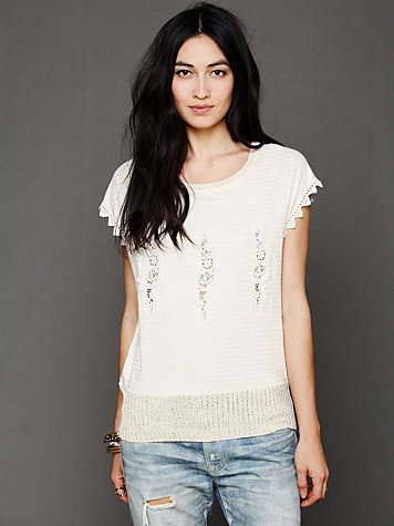 Unchained Melody Knit Top