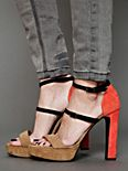 Resident Platform Heel