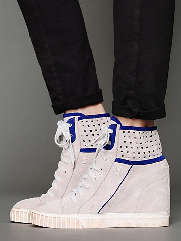 Cole Wedge Sneaker
