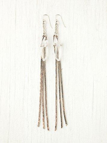 Solstice Crystal Earrings